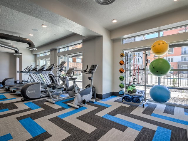 Image of Complete 24-Hour Fitness   Center for Novi at Jordan Valley Station