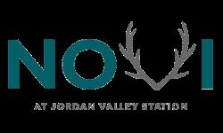 Novi at Jordan Valley Station Logo | Apartments West Jordan | Novi at Jordan Valley Station