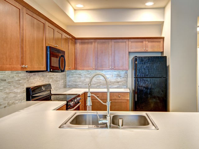 Image of Breakfast Bar for Chelsea Heights Apartments