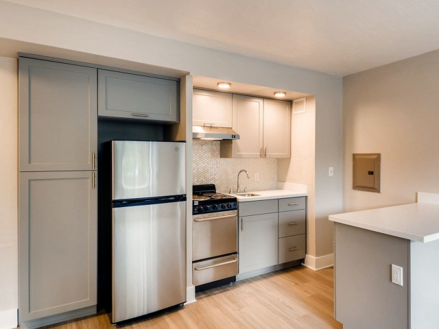 Image of Custom Cabinetry* for Park Plaza