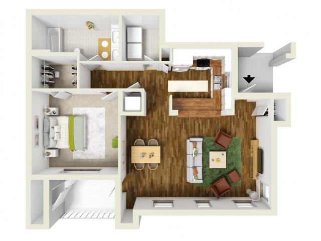 Banyan Floorplan