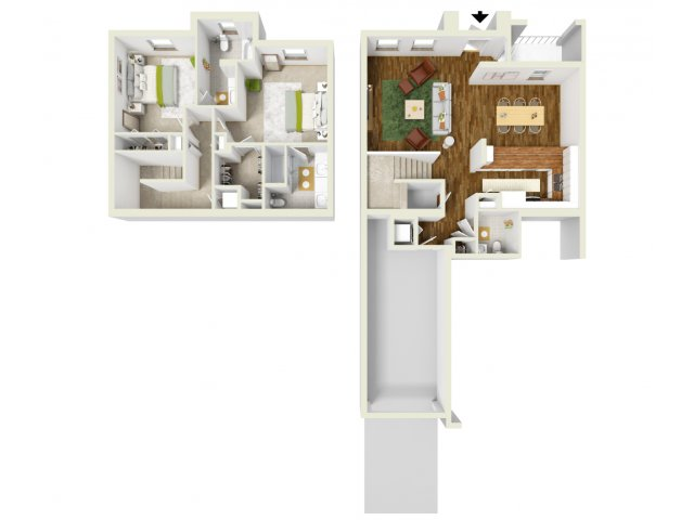Cocoplum Floorplan