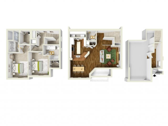 Garden Floorplan