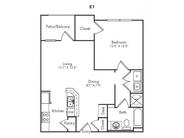 Floor Plans 10 | Villas at Loganville