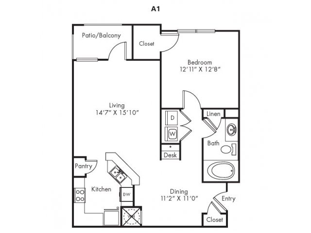 Floor Plans | Villas at Loganville