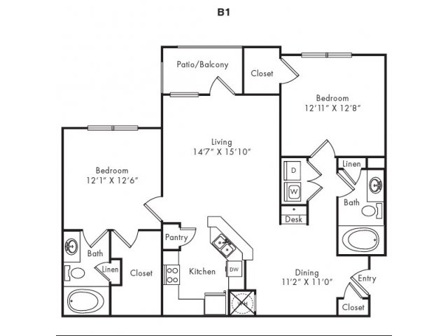 Floor Plans 2 | Villas at Loganville
