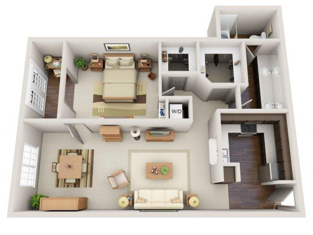 Floor Plan 23 | Deerwood