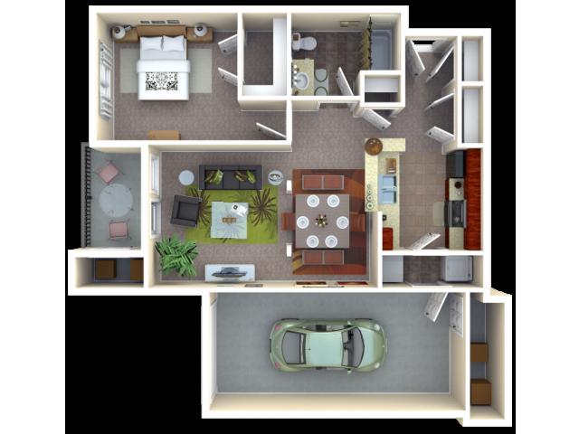Floor Plan 1| Autumn Breeze