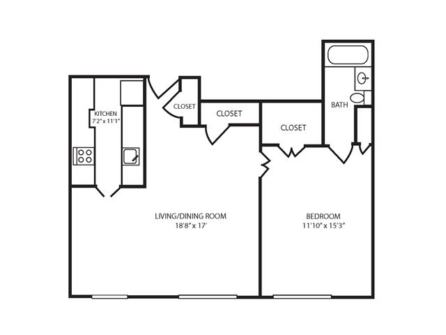 Floor Plan 25 | The Seneca