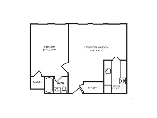 Floor Plan 7 | The Seneca