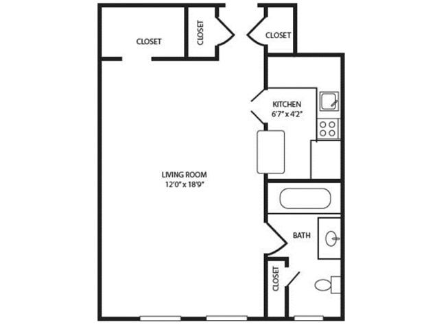 Floor Plan 9 | The Seneca