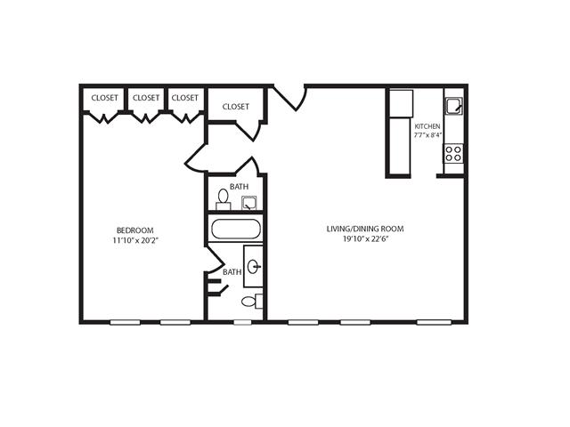 Floor Plan 27 | The Seneca
