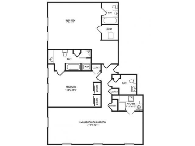 Floor Plan 2 | The Seneca