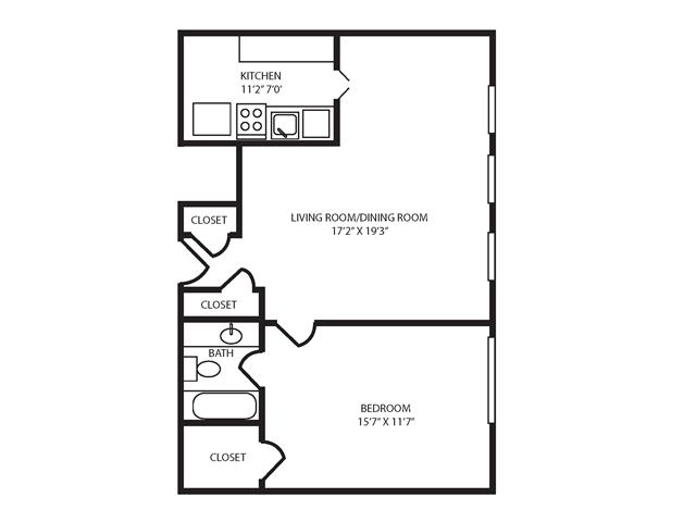 Floor Plan 18 | The Seneca