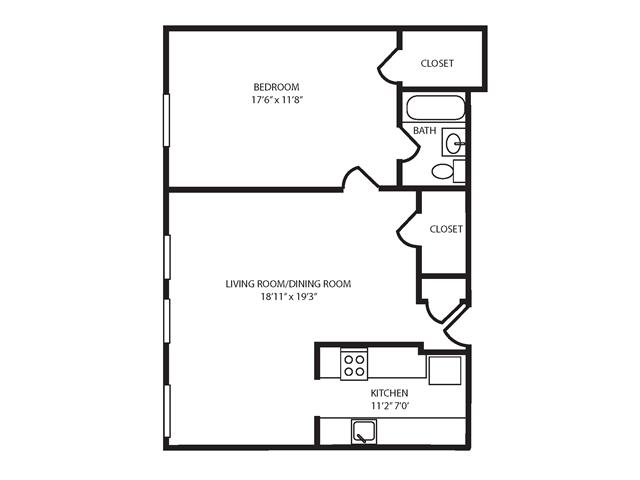 Floor Plan 19 | The Seneca