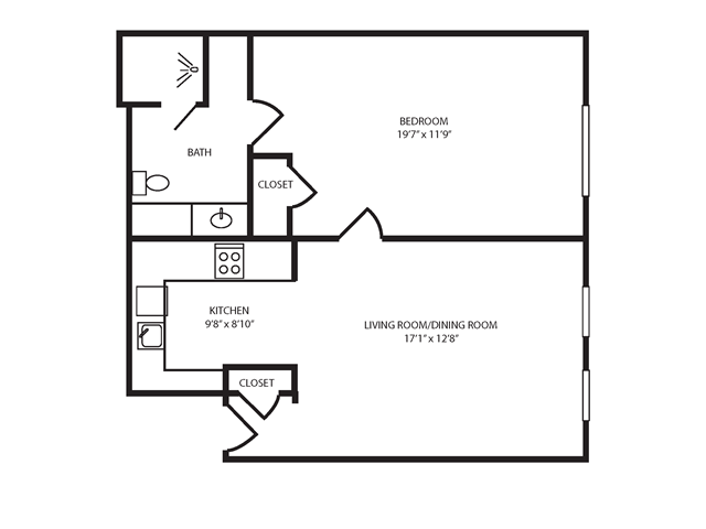 Floor Plan 32 | The Seneca