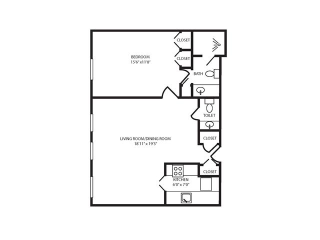 Floor Plan 33 | The Seneca