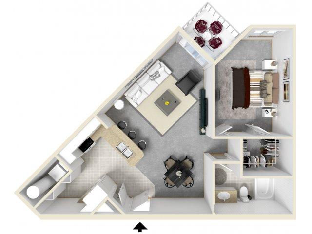 Floor Plan 18   Tempe Metro