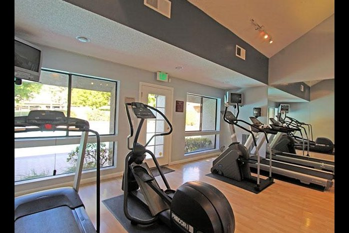 Fitness Center at Mountainback