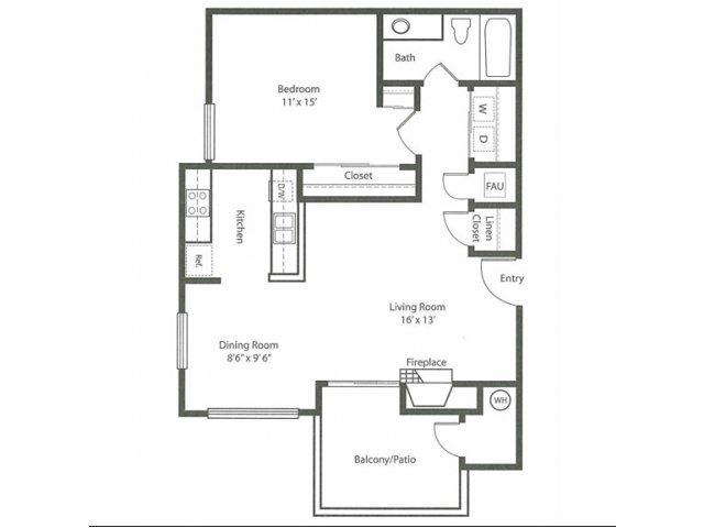 Floor Plan | Cypress Creek
