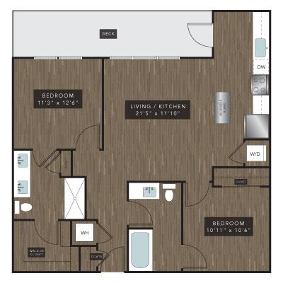 Acklen Apartments