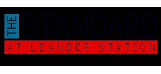 The Standard at Leander Station Logo