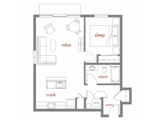 Floor Plan 4 | Tivalli