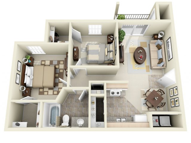 Floor Plan 2 | Carvel