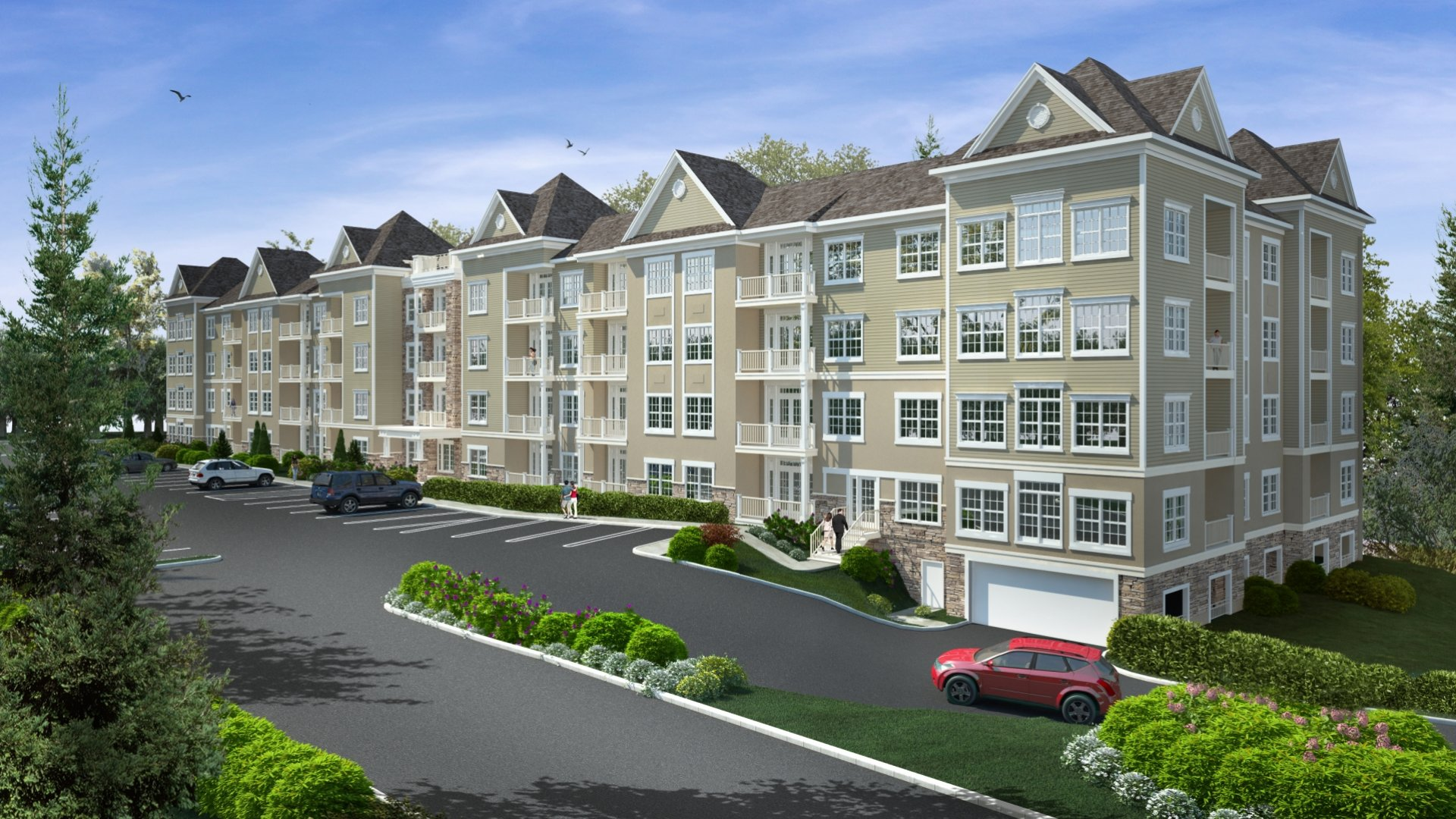 Apartments in Elmsford For Rent | The Apex at 290