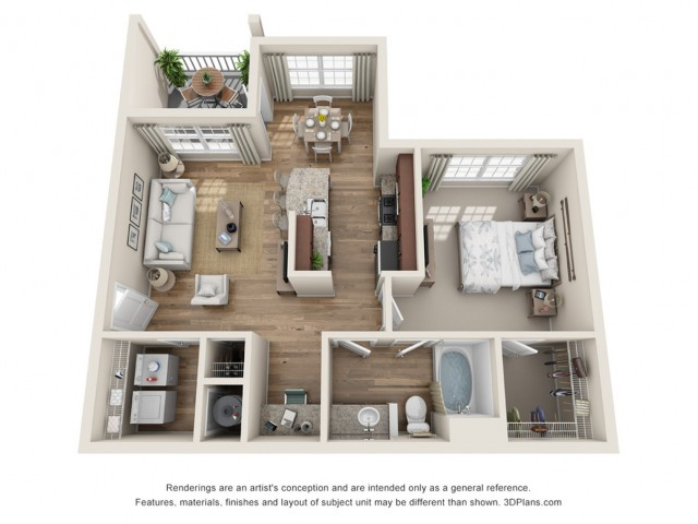 Floor Plan | Arbor Village