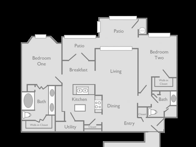 Floor Plan 3 | Toscana
