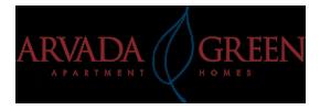 Arvada Green Logo