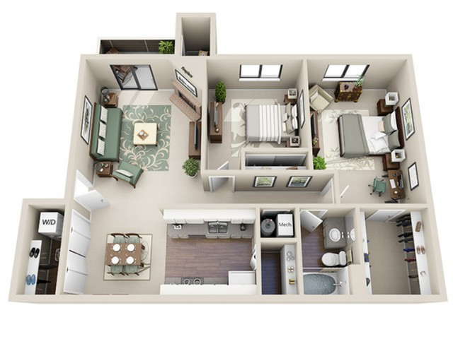 Floor Plan 2 | Terra Vista at the Park