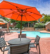 Sparkling Pool | Apartments Northglenn Colorado | Keystone Apartments