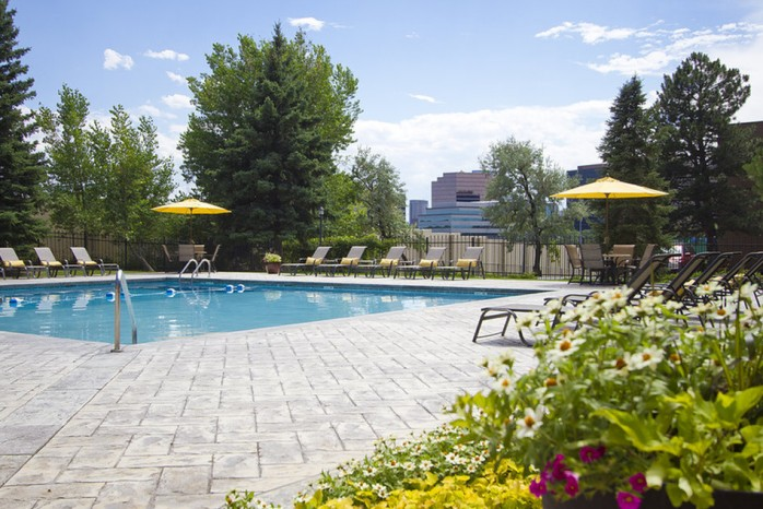 Resort Style Pool | Apartment In Denver | Summitt Ridge