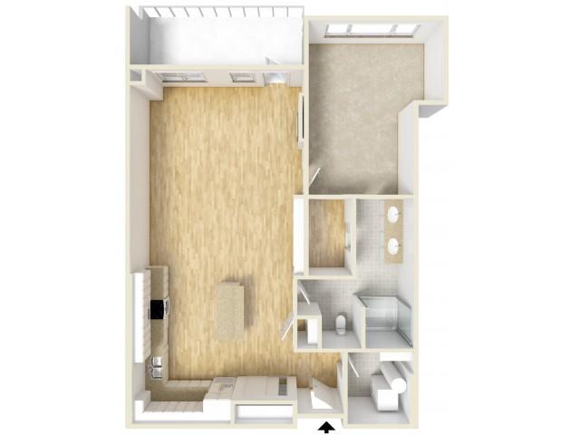 Floor Plan 19 | Yacht Harbor Club