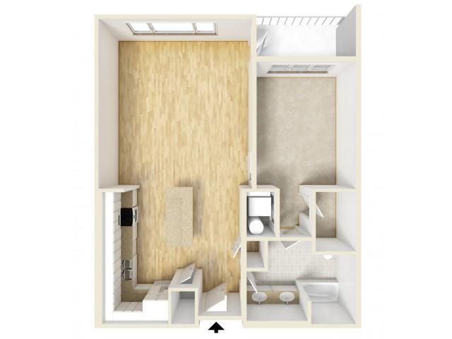 Floor Plan 22 | Yacht Harbor Club