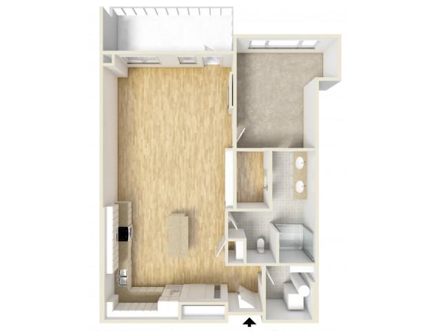 Floor Plan 25 | Yacht Harbor Club