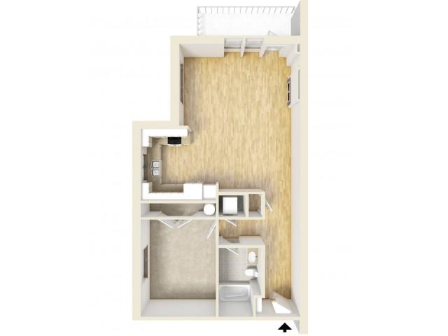 Floor Plan 28 | Yacht Harbor Club