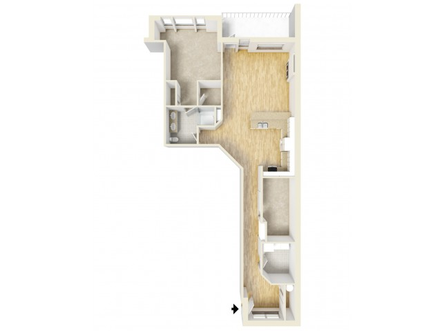 Floor Plan 31 | Yacht Harbor Club