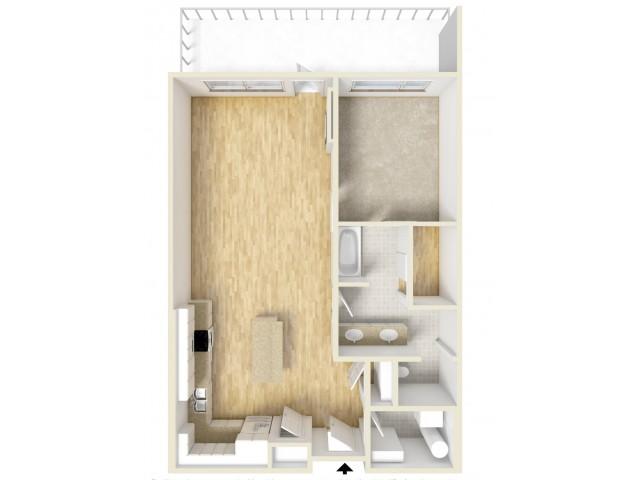 Floor Plan 10 | Yacht Harbor Club