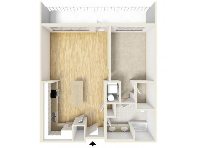 Floor Plan 34 | Yacht Harbor Club