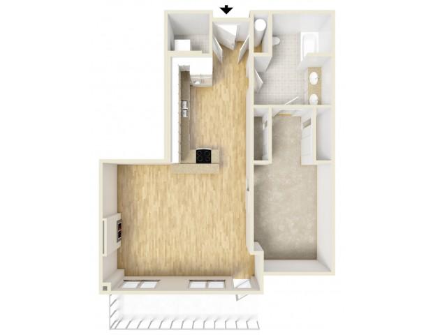 Floor Plan 39 | Yacht Harbor Club