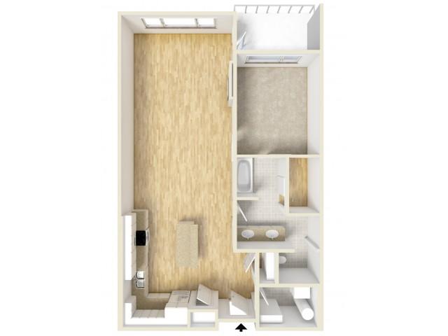 Floor Plan 42 | Yacht Harbor Club