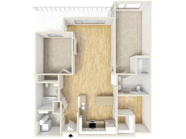 Floor Plan 59 | Yacht Harbor Club