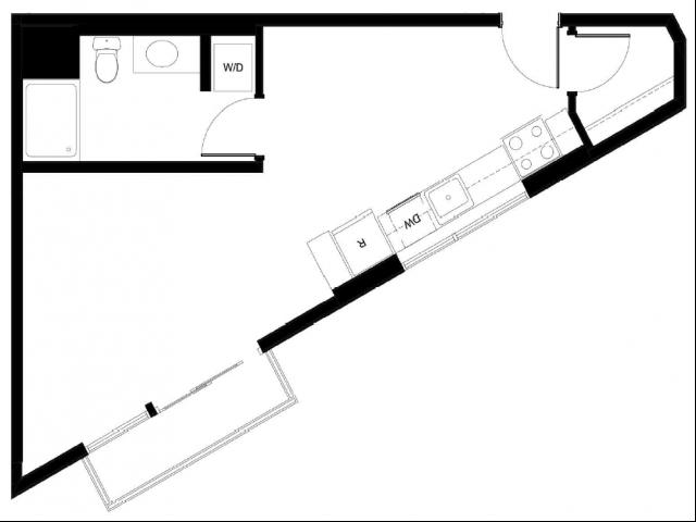 Floor Plan 9 | East Howe Steps