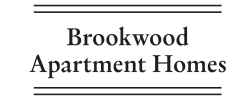 Brookwood Apartments Logo | One Bedroom Apartments Tucson | Brookwood Apartments