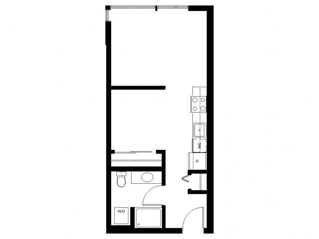Floor Plan 11 | East Howe Steps