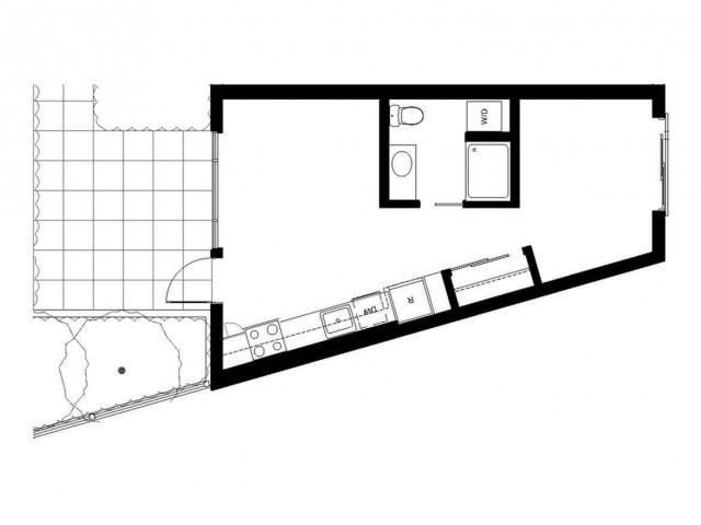 Floor Plan 19 | East Howe Steps