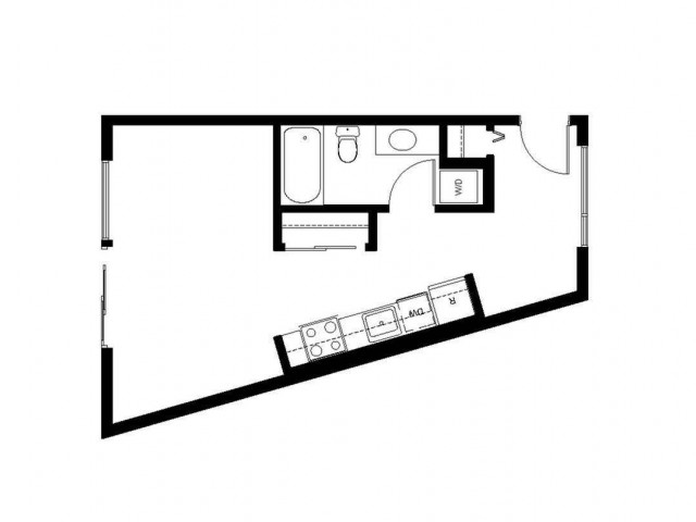 Floor Plan 4 | East Howe Steps